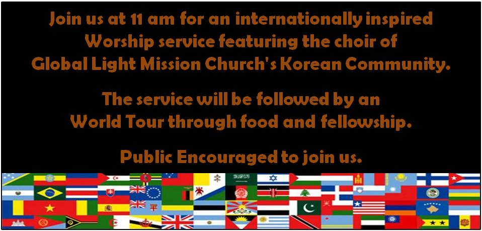 World Communion Sunday 2