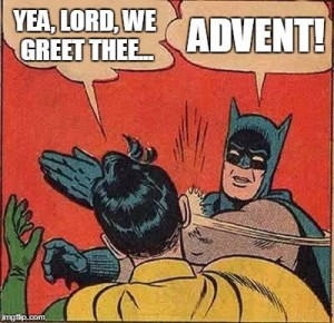 Yeah Lord ADVENT